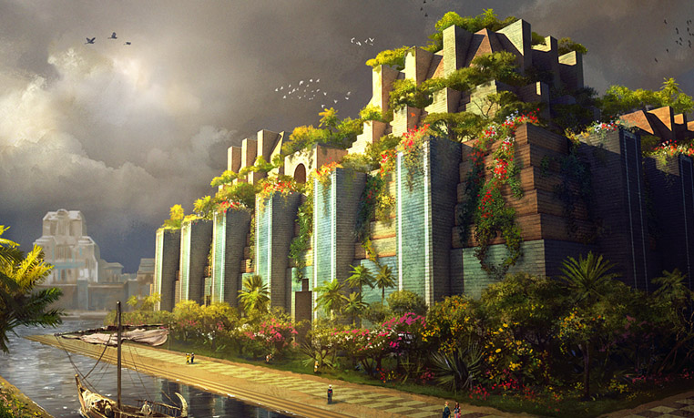 The Hanging Gardens Of Babylon Wiki Grepolis En