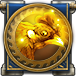 Easter award golden hen.png