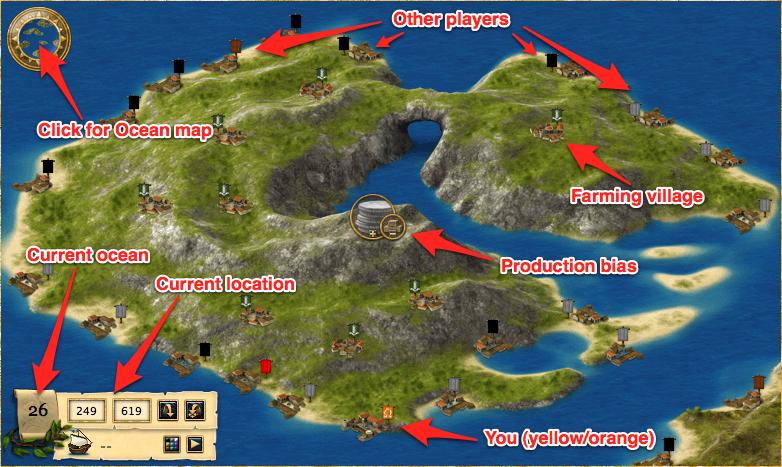 Draft Of New Map Page Wiki Grepolis EN - Grepolis us maps